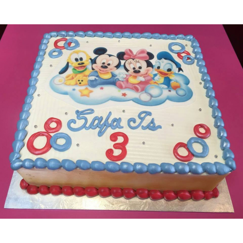 Kids Cakes - CH98