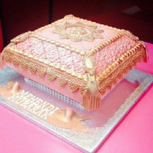 Mehndi Design Cakes Buy Mehndi Cakes Online Henna Cakes